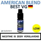 Best VG American Blend e-liquid low