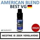Best VG American Blend e-liquid high