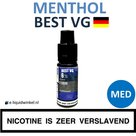 Best VG Menthol e-liquid medium