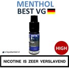 Best VG Menthol e-liquid high