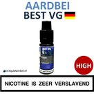 Best VG Aardbei e-liquid high
