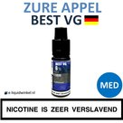 Best VG Zure Appel e-liquid medium