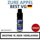 Best VG Zure Appel e-liquid high