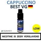 Best VG e-liquid Cappuccino low