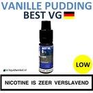 Best VG e-liquid Vanille Pudding low