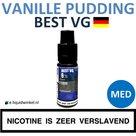Best VG e-liquid Vanille Pudding medium
