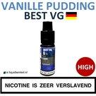 Best VG e-liquid Vanille Pudding high