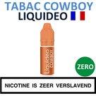 Liquideo E-liquid Tabac Cowboy Zero