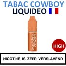 Liquideo E-liquid Tabac Cowboy High