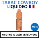 Liquideo E-liquid Tabac Cowboy Medium