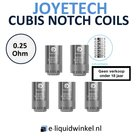 Joyetech-Cubis-Egrip2-Notch-Coils