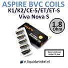 Aspire-CE5-Vivi-Nova-S-ET-S-ET-K1-K2-BVC-coils-1.8-Ohm