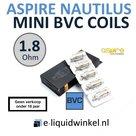 Aspire-Nautilus-Mini-BVC-Coils-1.8-Ohm