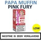 Pink-Fury-Papa-Muffin-(Aardbeien-Muffin)-6mg