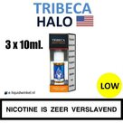 Halo E-liquid Tribeca 3 x 10ml. Low