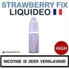 Liquideo Strawberryfix e-liquid High