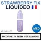 Liquideo Strawberryfix e-liquid Medium