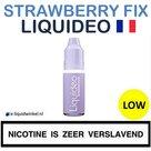 Liquideo Strawberryfix e-liquid Low
