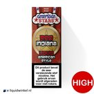 American Stars E-liquid Red Indiana High