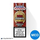 American Stars E-liquid Red Indiana Medium