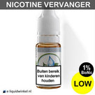 Valeo BioNic E-liquid Dark Tobacco Low