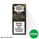 Charlie Noble e-liquid Charlies Custard Zero