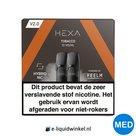 Hexa E-liquid Pod 2.0 Tobacco 10mg