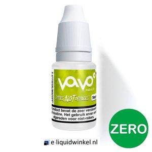 Vavo Apples, not Oranges e-liquid Zero