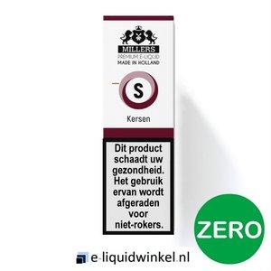 Millers Juice e-liquid Kersen Zero