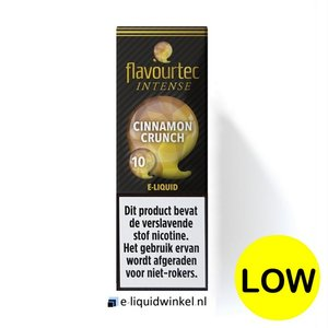 Flavourtec Intense Cinnamon Crunch Low