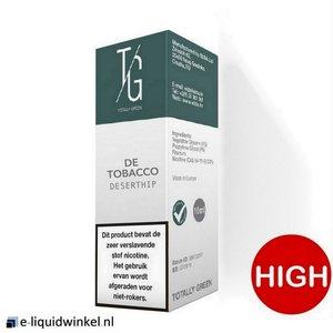 Totally Green E-liquid DE (Deserthip) Tobacco High