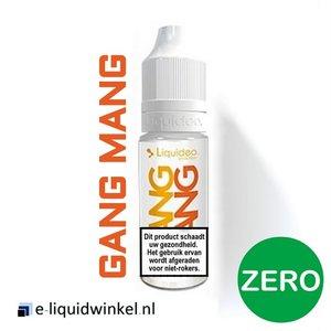 Liquideo Gang Mang e-liquid Zero