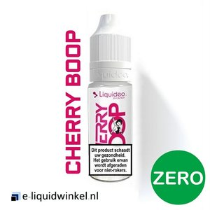 Liquideo Cherry Boop e-liquid Zero