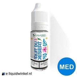 Liquideo Fruit Du Desert e-liquid Medium (cactus, aloe vera en appel)