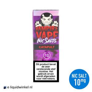 Vampire Vape NicSalt Catapult e-liquid 10mg