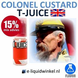 T-Juice Colonel Custard aroma 10ml.