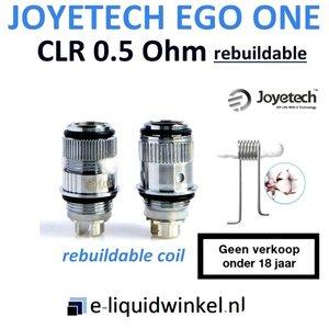 Joyetech eGo ONE Coil CLR 0.5 Ohm
