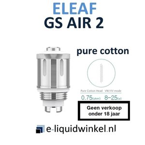 Eleaf Coil GS-Air 2 Pure Cotton