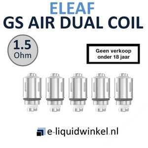 Eleaf GS Air Dual Coil 1.5 Ohm
