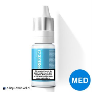 Liquideo Freezico e-liquid Medium
