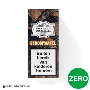Charlie Noble e-liquid Stroopwafel 0mg