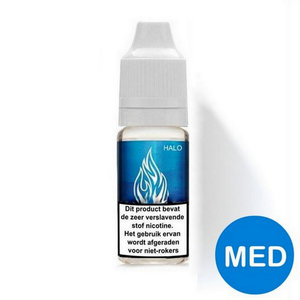 Halo E-liquid SubZero Medium