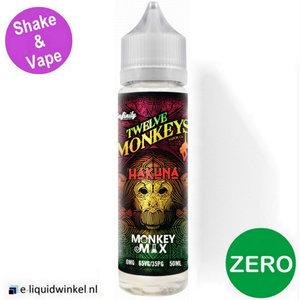 Twelve Monkeys Hakuna Shake n Vape 50ml