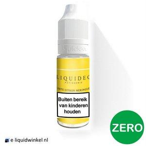 Liquideo Citron Meringuee e-liquid Zero