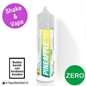 VapeZone Pineapple ananas Shake & Vape e-liquid 40/60ml