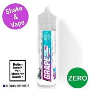 VapeZone Grape Drink Shake & Vape e-liquid 40/60ml