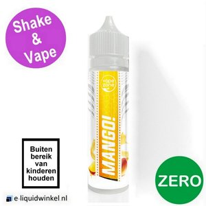 VapeZone Mango Shake & Vape e-liquid 40/60ml