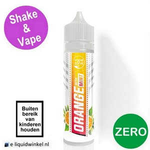 VapeZone Orange Mint Shake & Vape e-liquid 40/60ml