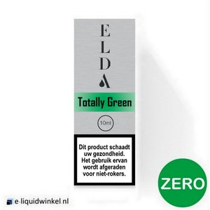 Totally Green E-liquid Arctic Menthol Zero