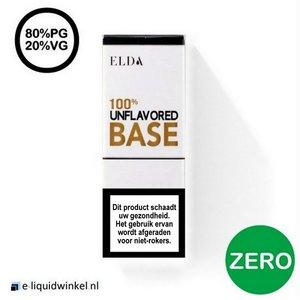 E-liquid Base Elda Zero 10ml